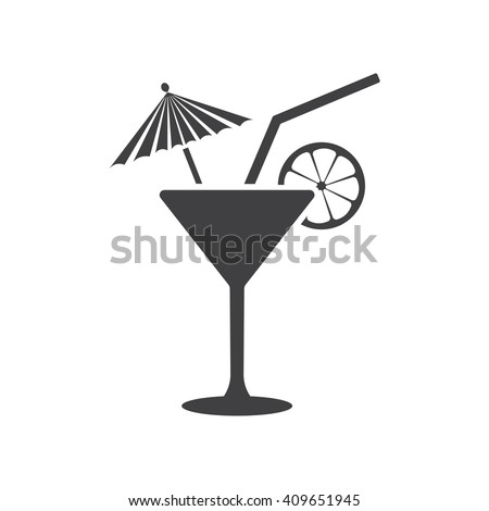 Cocktail icon, Cocktail icon eps10, Cocktail icon vector, Cocktail icon eps, Cocktail icon jpg, Cocktail icon path, Cocktail icon flat, Cocktail icon app, Cocktail icon web, Cocktail icon art,  - stock vector