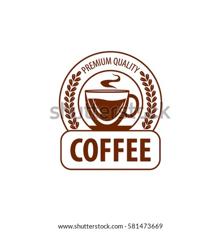 coffee cup logo template - photo #31