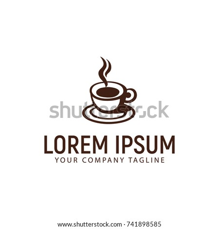 coffee cup logo template - photo #44