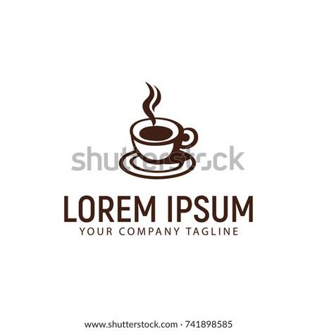 coffee cup logo template - photo #44