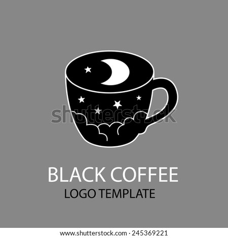 coffee cup logo template - photo #12