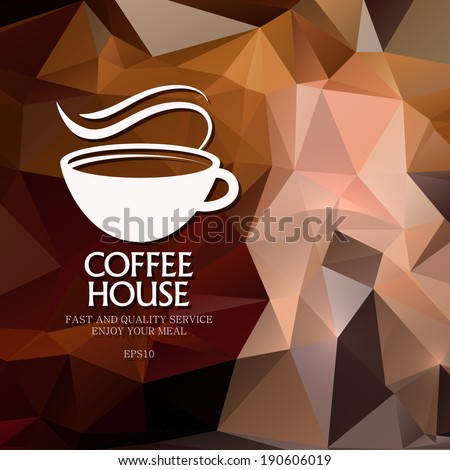 Coffee house. - stock vector