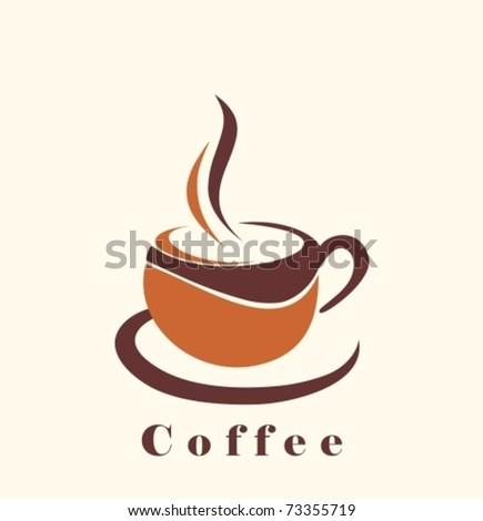 Coffee Icon - stock vector