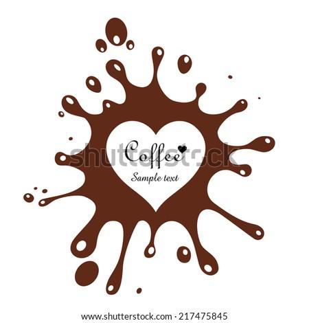 Coffee. Vector Illustration - stock vector