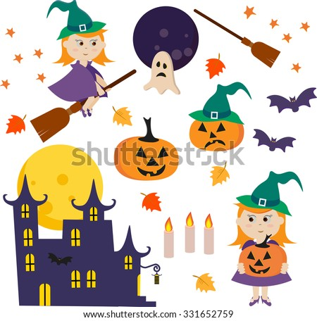 Collection of cute Halloween characters like cartoon movie,Halloween vector,cute Halloween vector,Halloween set vector,cartoon Halloween vector,cartoon Halloween set vector,Halloween isolated
