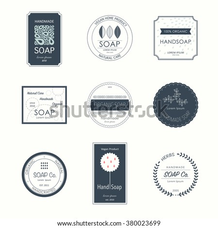 Soap Label Stock Images, Royalty-Free Images & Vectors | Shutterstock