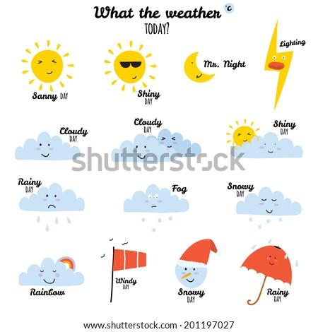 emoticons sunny cloudy - photo #19