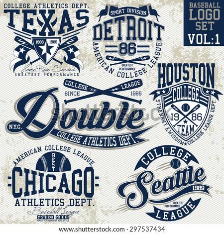 College graphics tshirtbaseball graphics stock vector for College football t shirt designs