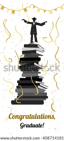 Graduation Invitation Stock Images RoyaltyFree Images Vectors