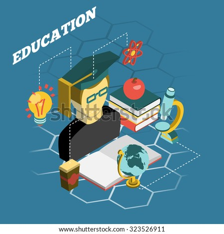 An analysis of the concepts of education in the scientific career