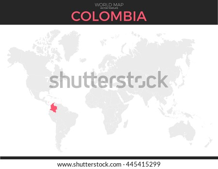 World Map With Country Names Stock Images RoyaltyFree Images - World map without names