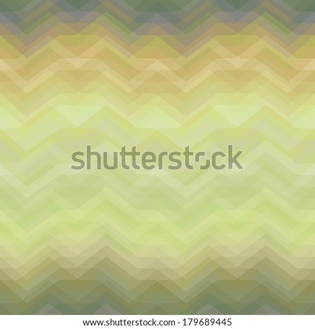 Color Abstract Retro Vector Striped Background, Fashion Zigzag Seamless Pattern of Colored Stripes - stock vector