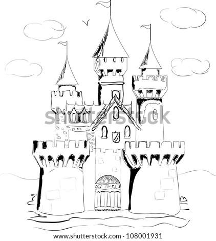 Castle Color Stock Photos Images Amp Pictures