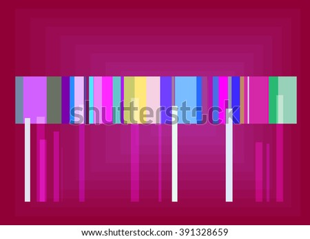 color concept modern graphic background element texture