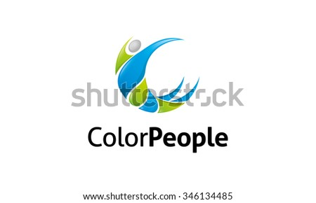 Color People Logo