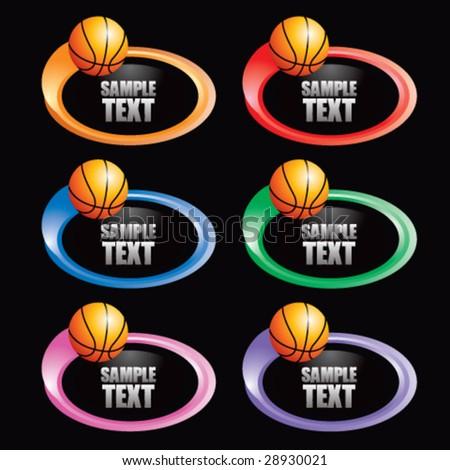 colored spray painted basketballs stock vector 28930186 Vector Splats SVG Paint Splat Vector