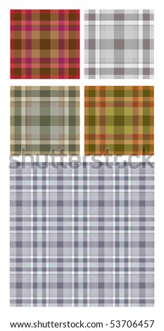 colored textile texture - stock vector