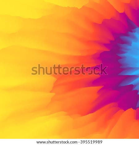 Colorful Abstract Background Design Template Modern Stock