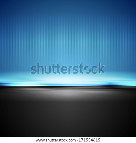Colorful abstract technology vector background - stock vector