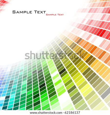 Colorful background. Vector. - stock vector