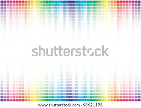 colorful background with copy-space - stock vector