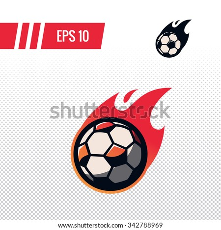 soccer ball logo stock images royaltyfree images
