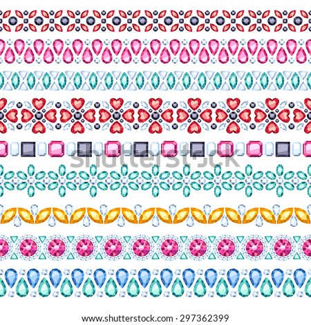 Jewelry Border Stock Images, Royalty-Free Images & Vectors ...