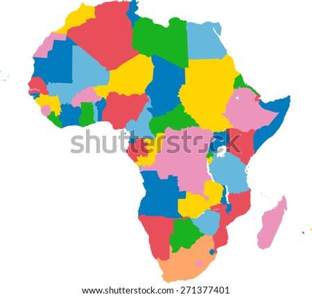 Administrative Division Republic Sierra Leone Stock Illustration