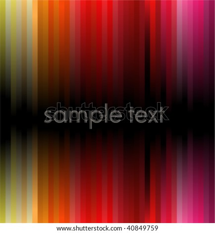 Colorful Modern Business Flyer Background