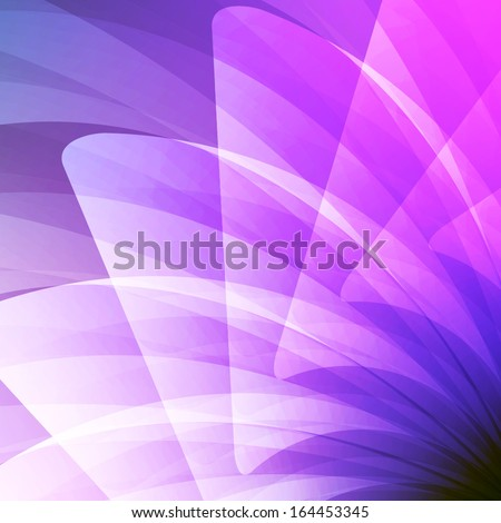 Colorful purple abstract vector background - stock vector
