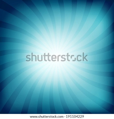 Colorful rays abstract background. Vector illustration