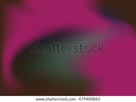 Colorful smooth curve purple and black vector texture.Beautiful abstract elegant futuristic background.