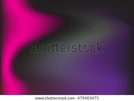 Colorful smooth twist purple and pink vector texture.Beautiful abstract elegant futuristic background.