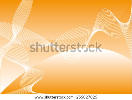 Colorful smooth  vector background  - stock vector