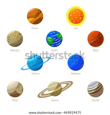 mars planet vector - photo #26