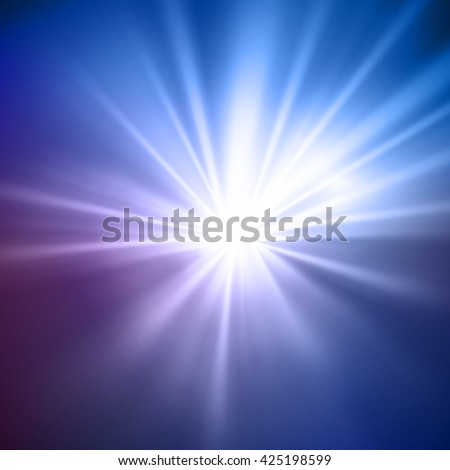 Colorful sun burst vector background. Vector eps10. - stock vector