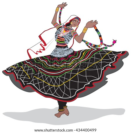 Indian Dance Stock Images, Royalty-Free Images & Vectors ...