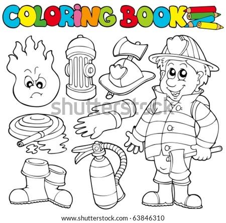 Fireman Cartoon Stock Images, Royalty-Free Images & Vectors ...