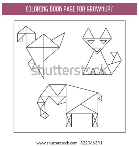 Zorica Rajics Coloring Pages For Grownups And Children