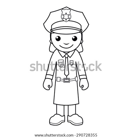 nypd police bad police officer badge coloring pages