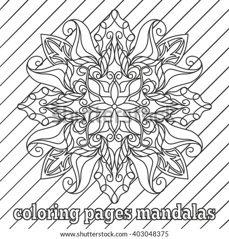 Coloring Pages For Adults And Older Children Patterns Animals Flowers
