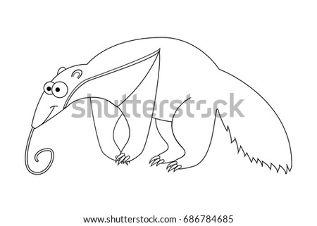 Anteater Stock Images Royalty Free Images Vectors Shutterstock