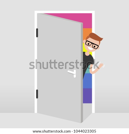 Peeking Stock Images Royalty Free Images Amp Vectors