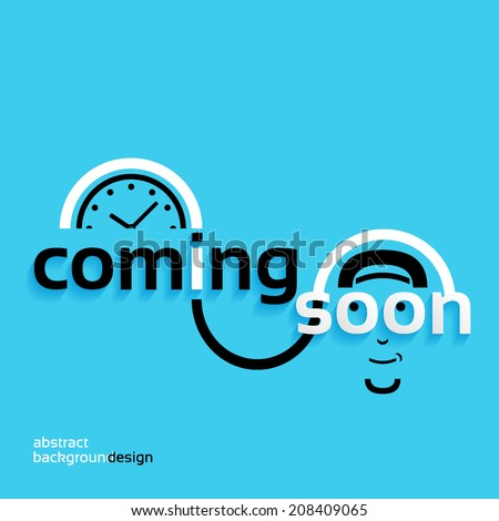 Coming Soon Pictures Coming Soon Business Concept
