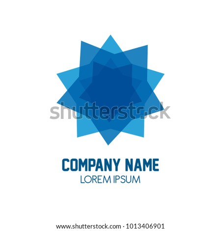 Company Name Symbol Stock Vector 1013406901 Shutterstock