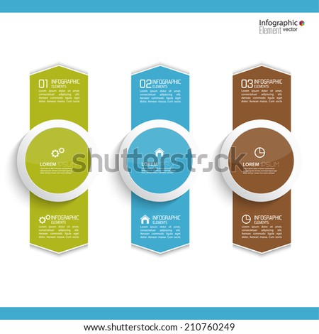 Comparative chart with templates for presentation, informative forms. Option. Infographic for  annual report, statistics, infochart, advertising, web button, explanation. Process step by step. analyze - stock vector