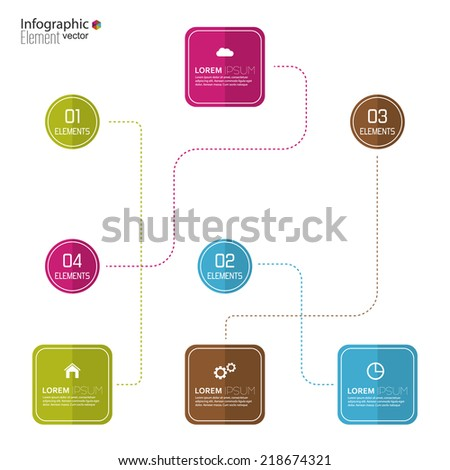 Comparative chart with templates for presentation, informative forms. Option. Infographic for  annual report, statistics, infochart, advertising, explanation. Process step by step. analyze. algorithm - stock vector