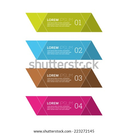 Comparative chart with templates for presentation, informative forms. Option. Infographic for  annual report, statistics, infochart, advertising, web banner, explanation. Process step by step. analyze - stock vector