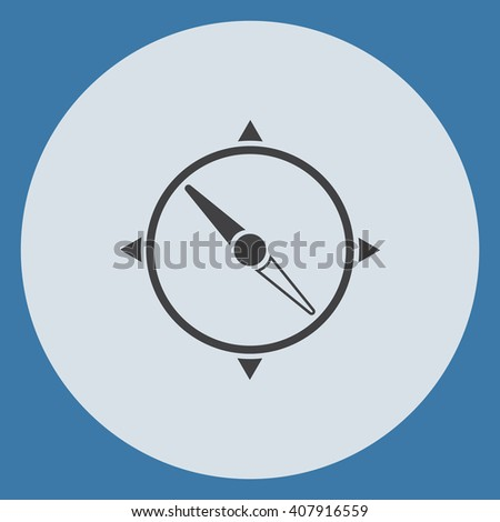 Compass Icon, Compass Icon Vector, Compass Icon JPG, Compass Icon JPEG, Compass Icon EPS, Compass Icon design