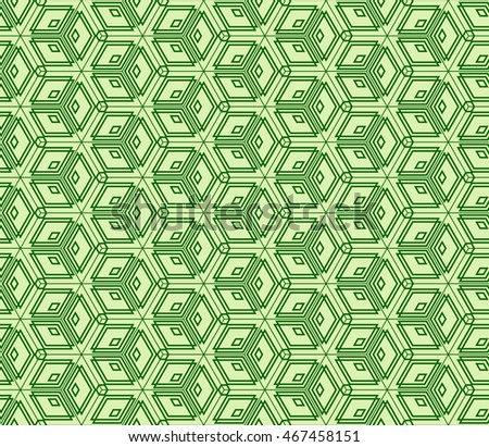 complex geometric pattern of lines, trigonometric shapes, curves. vector for design, presentation, wallpaper
